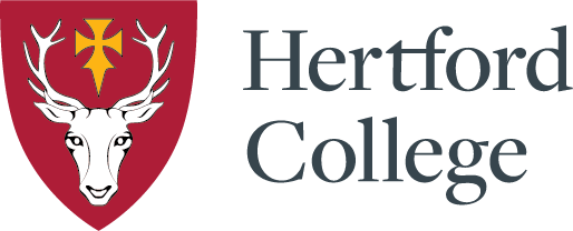 Working in partnership with Hertford College